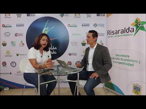 Red Departamental de Emprendimiento - Risaralda Emprende en Expocamello 2018