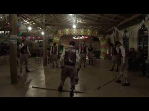 GRUPO ITALOSUL - DANÇA DOS FACÕES - FESTA JULINA LINHA NOVA