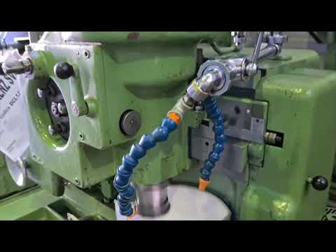 Gear Shaping Machine LORENZ SV00 1980