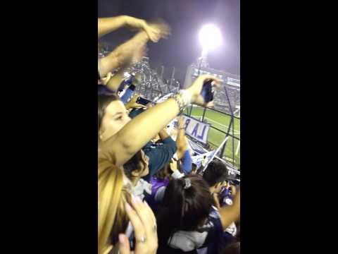 La mejor hinchada del mundo - La Banda de Fierro 22 - Gimnasia y Esgrima