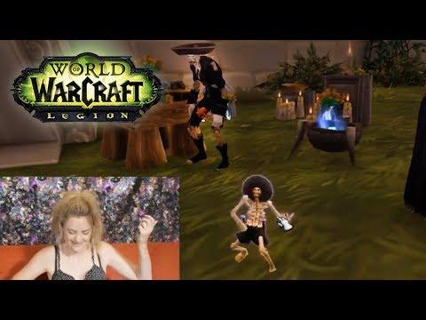 Let's Play World of Warcraft - Día de los Muertos Event // Blizzard Games with Danalynnex   SLAYTRIX