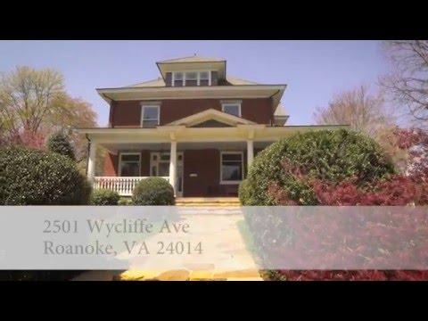 2501 Wycliffe Ave, Roanoke, VA 24014 | Scott Avis Real Estate 540.529.1983