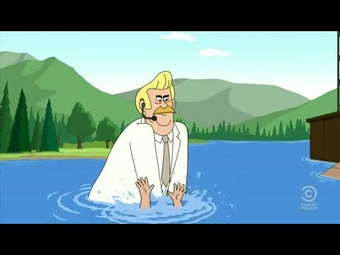 Brickleberry S02E01 Miracle Lake