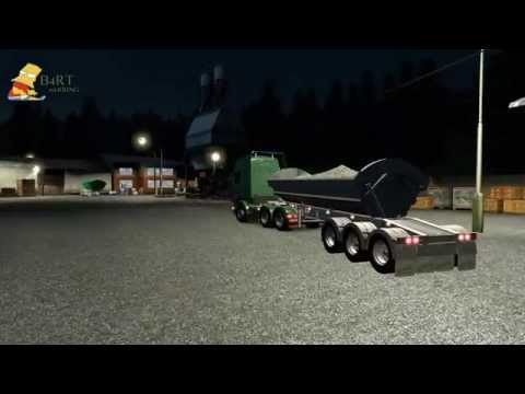 Smithco Dumper Trailer