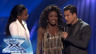 Lillie McCloud is Eliminated from The X Factor - THE X FACTOR USA 2013