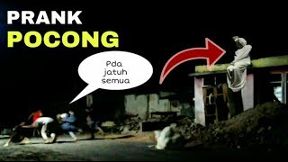 Download Video KAGET POCONG KELUAR DARI KUBURAN!! PRANK POCONG indonesia MP3 3GP MP4