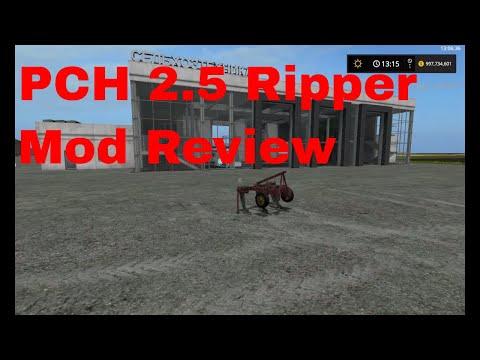 PCH 2.5 v1.1