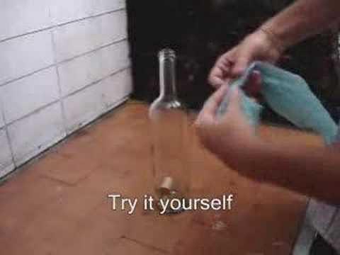 從酒瓶取出軟木塞的方法!