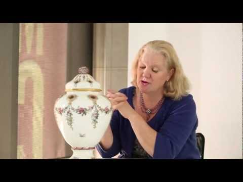 Dame Rosalind Savill and her favourite Sèvres porcelain at Toronto's Gardiner Museum (Part 1 of 3)