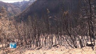 Burned Areas Pose Flood Hazard