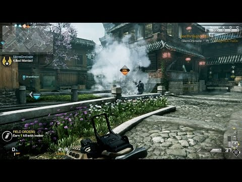 Official Call of Duty®: Ghosts Dynasty Map Preview