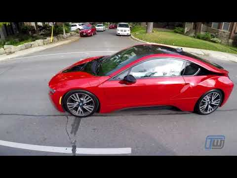 2017 BMW i8 Protonic Red Edition Plug-In-Hybrid Review