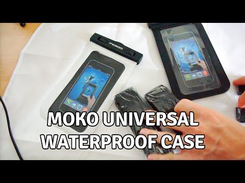 The Moko Universal Waterproof Case for Smartphones