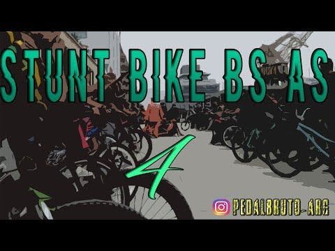 Stunt Bike Bs As #4