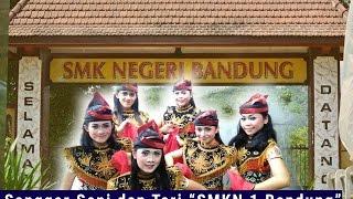 Latihan Kesenian Tari Jaranan - SMK Negeri 1 Bandung Tulungagung