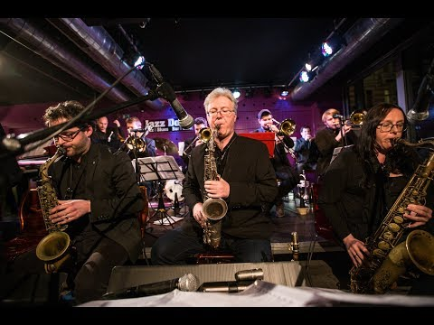 Jazz Dock Orchestra - Night Colours (comp/arr. Andy Schofield)