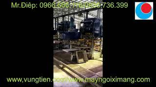 Nhà máy ngói xi măng với 10 máy ngói