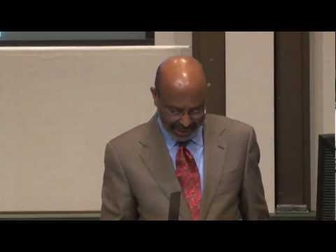 Prof Ahmed Ismail Samatar: Lessons from Somalia (2011)