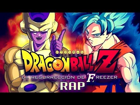 DRAGON BALL Z: LA RESURRECCIÓN DE FREEZER RAP「La Venganza del Emperador」║ JAY-F Ft. FARAK