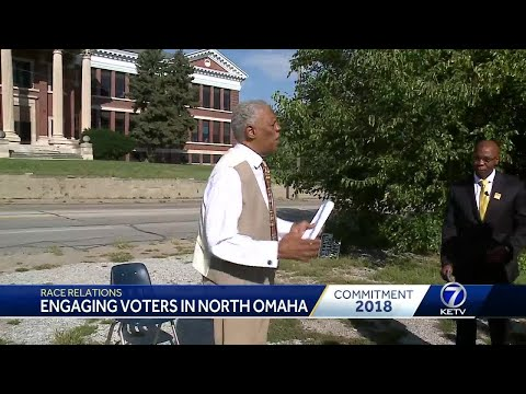 Commitment 2018: Engaging Voters In North Omaha