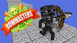 Video Monster School : BOWMASTERS CHALLENGE - Minecraft Animation MP3, 3GP, MP4, WEBM, AVI, FLV Oktober 2018