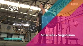 Músculos x Veganismo