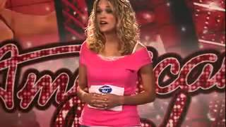 Carrie Underwood-American Idol Audition
