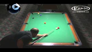 Hard Times 9-Ball / Daniel Busch Vs Mark Whitehead / Jan 2014