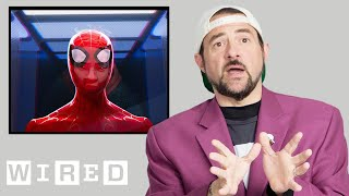 Video Every Spider-Man in Film & TV Explained By Kevin Smith | WIRED MP3, 3GP, MP4, WEBM, AVI, FLV Desember 2018