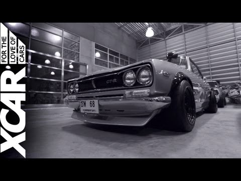 0 Cave of Wonders: Bangkok's @Speed Garage [Video]