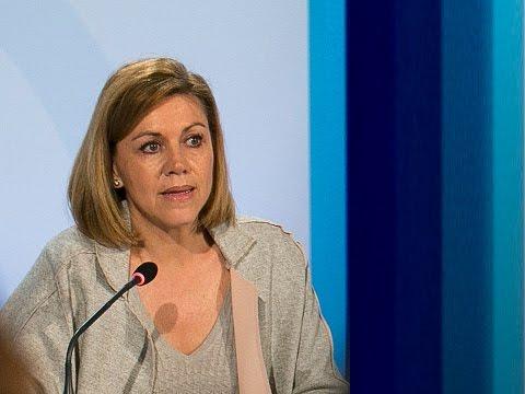 Cospedal: El PP ha defendido el interés general de los españoles frente a la irresponsabilidad