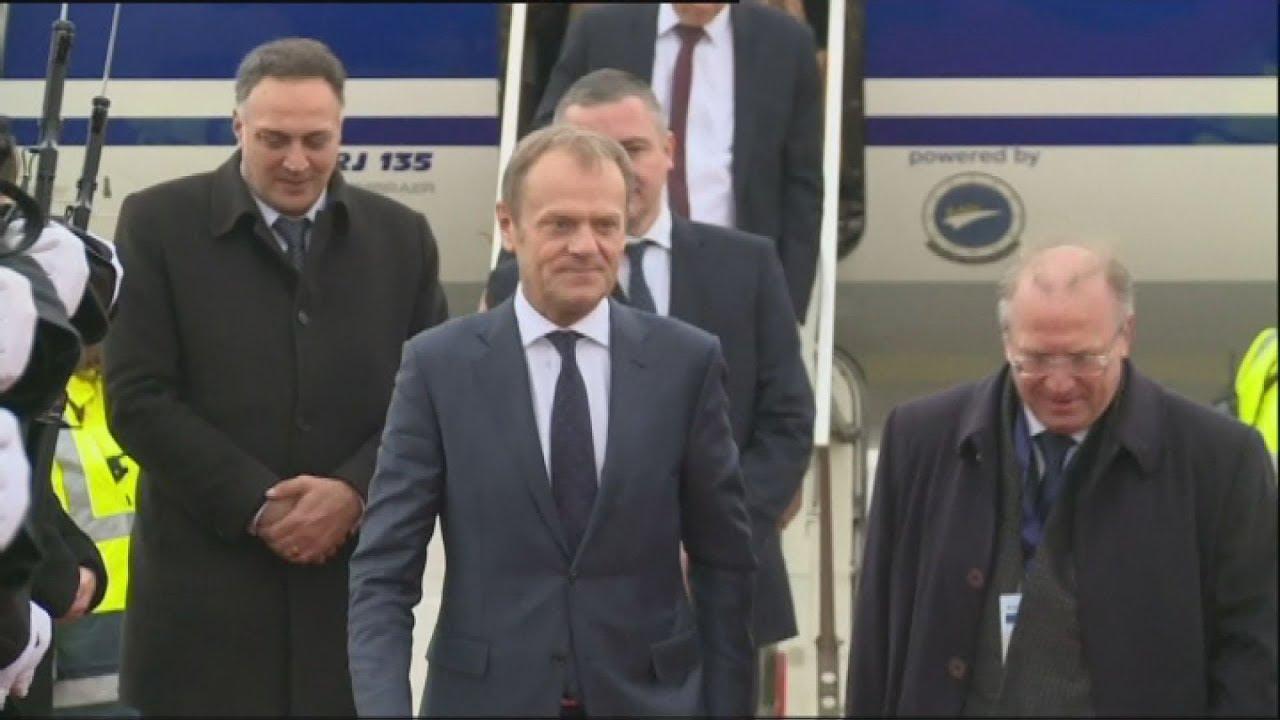 Ντ.Τουσκ: Η ΕΕ στέκεται αλληλέγγυα προς τη Κυπριακή Δημοκρατία