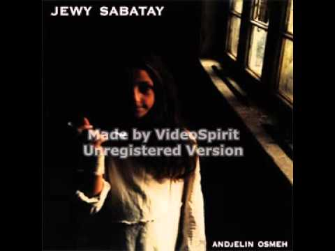 Jewy Sabatay - Hm... online metal music video by JEWY SABATAY