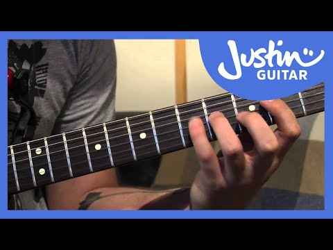 Lick #18: Pass Major 9th (Guitar Lesson LK-018) How to play