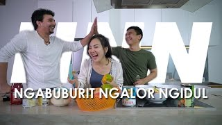 Video NNN - Bidadari Bikin Sop Buah (feat. Pao Pao, Kathu) MP3, 3GP, MP4, WEBM, AVI, FLV September 2018