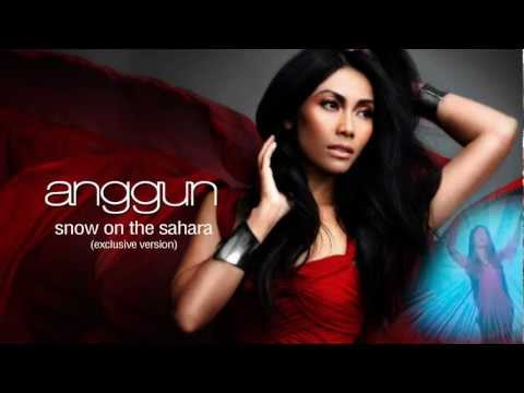Anggun - Snow On The Sahara [Exclusive Version 2013 - Prod. Cyril Kamar aka K-Maro] RADIO RIP