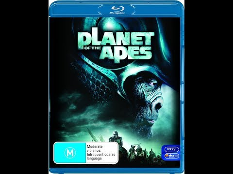 Planet Of The Apes 2001 Bluray Review