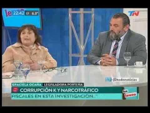 Defensoría del Pueblo: El Fiscal Campagnoli expresa su apoyo a Graciela Ocaña
