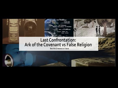 The Ark of the Covenant BATTLES the Mark of the BEAST - end time movies (2)