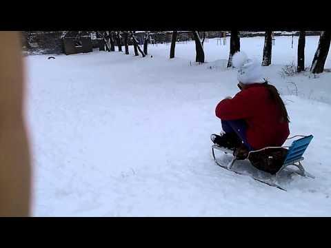 Развлечения Зимой