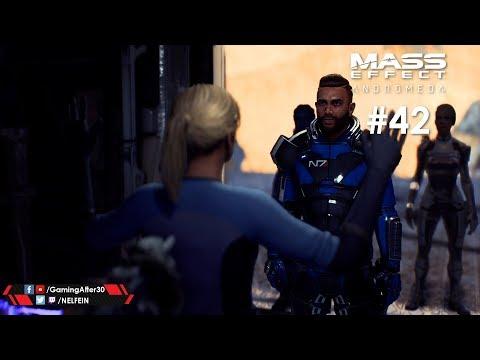 ME Andromeda - cz. 42 - Przypadek Ruth Bekker - Zagrajmy w Mass Effect Andromeda