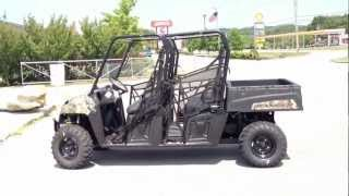 4. 2013 Polaris Ranger Crew 500 EFI LE In Polaris Pursuit Camo At Tommy's MotorSports