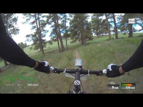 PV Cycle Derby XC MTB Race – Full Video – Colorado 2013 – Specialized Epic Marathon 29er