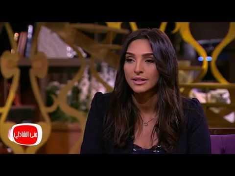 منى الشاذلي تحاول الوقيعة بين أحمد فهمي وزوجته