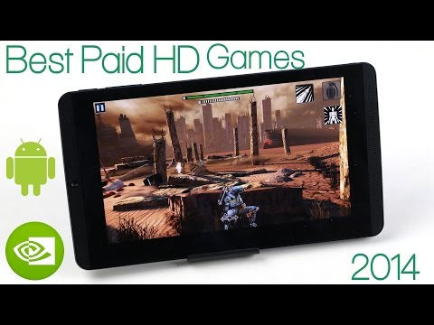 Top 10 Best HD Android Games 2014 (Paid)