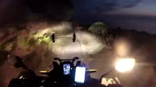 7. 2018-08-13 Grecja - Albania na Honda Africa Twin Adventure Sports