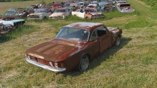 Many Faces of Muscle: Rarities From a GM Specialized Yard!—Junkyard Gold Preview Ep. 17 by Motor Trend