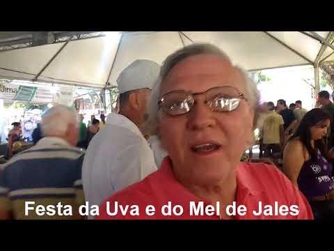Jales - Festa da Uva e do Mel é sucesso absolulto, e se encerra neste sábado às 22 horas.