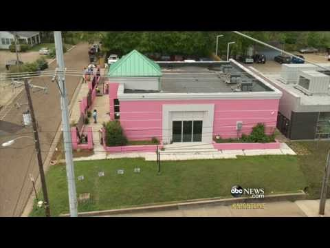 Inside Mississippi's Lone Abortion Clinic (видео)