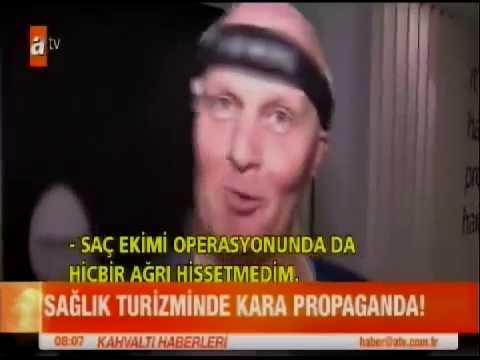 Esteworld - YK Başkanı Mustafa Tuncer ATV Haber'de